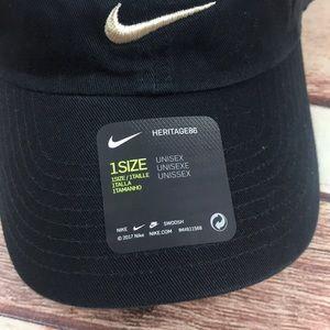 Nike Accessories - Purdue Boilermakers Nike Swoosh Baseball Hat Cap 9ade3b5a359d